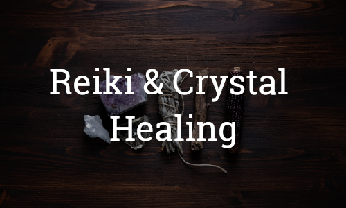 Reiki, Reiki Drum and Crystal Healing