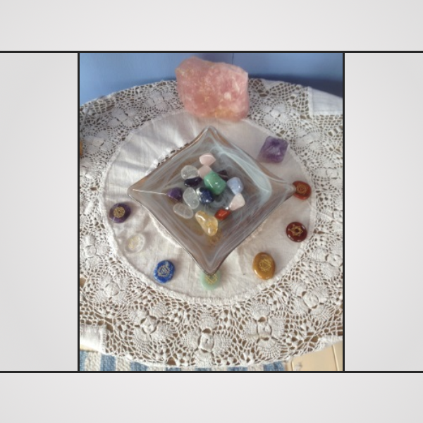 Crystal Grid Consultation